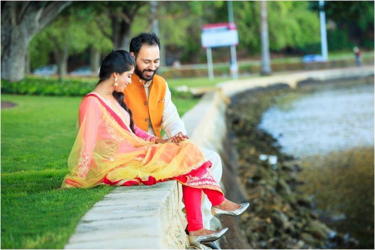 Seerat & Maninder Punjabi Wedding Photography in Western Australia