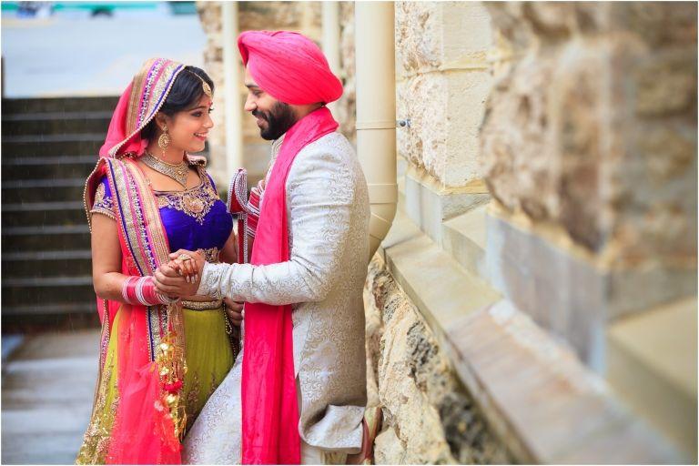 Punjabi Wedding Photographers in Sydney Australia By Rolling Canvas