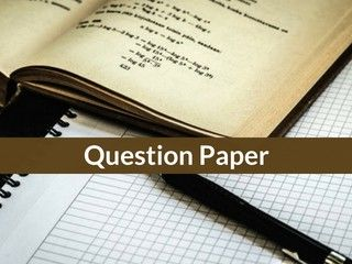 JEE Main Question Papers 2019 - Download Answer Keys & Solution PDF