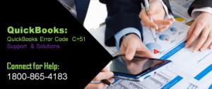 QuickBooks Error Code C=51 Support & Solutions - AskforAccounting