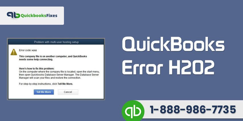 A Mentor Knowledge on QuickBooks Error H202
