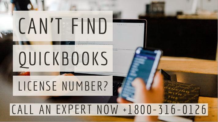 QuickBooks License Number Lookup - Fix QuickBooks License Errors - QB
