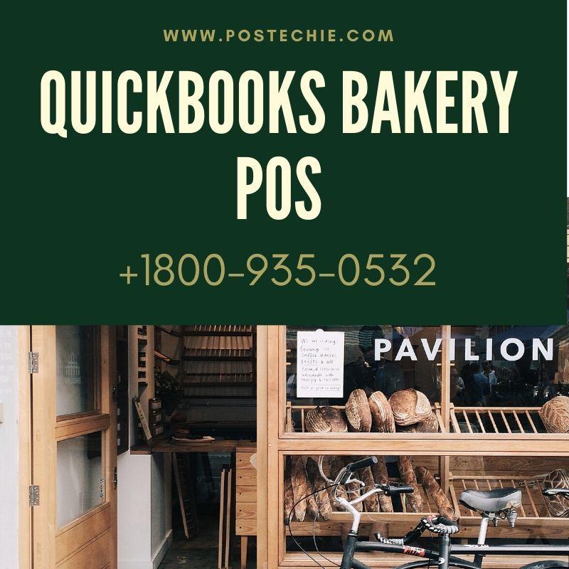QuickBooks Bakery Pos