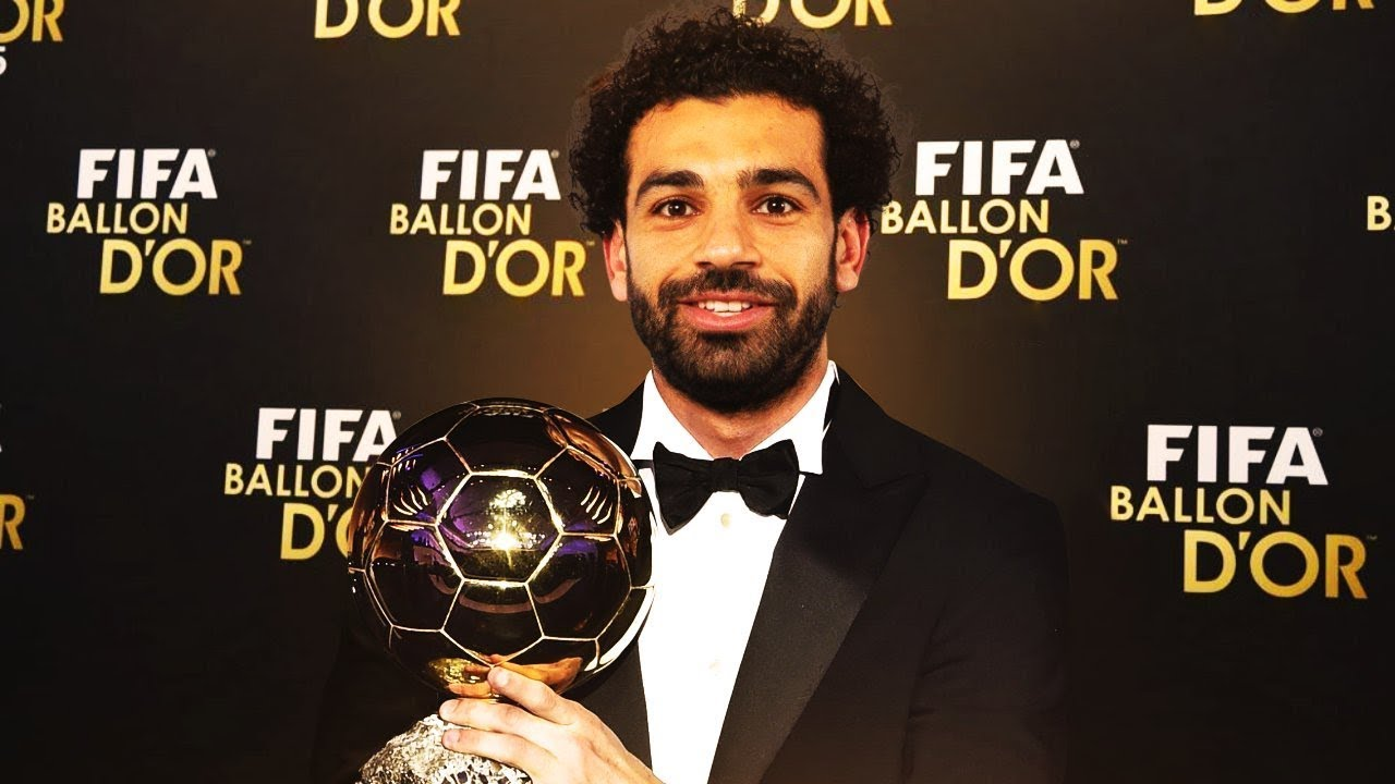 Winning in AFCON 2019 can lead Salah to the Ballon D'or.