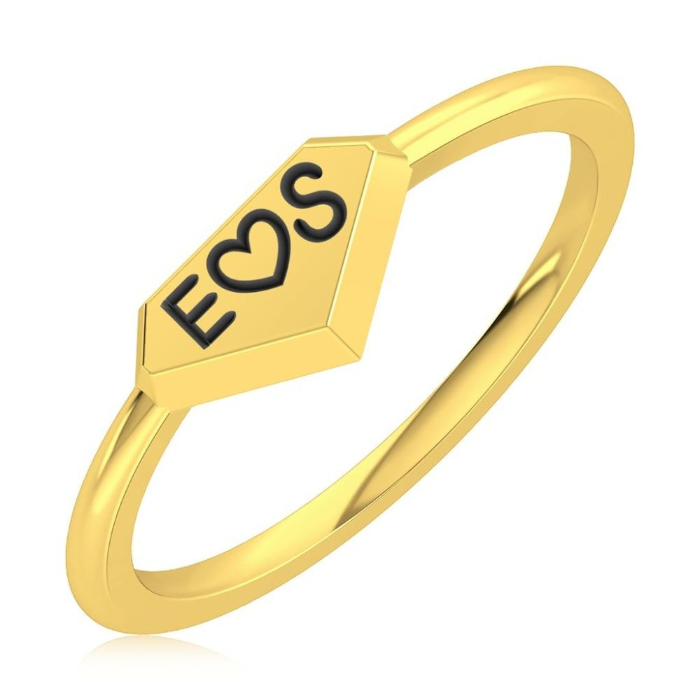 Buy Gold Rings Designs Online Starting at Rs.7446 - Rockrush India