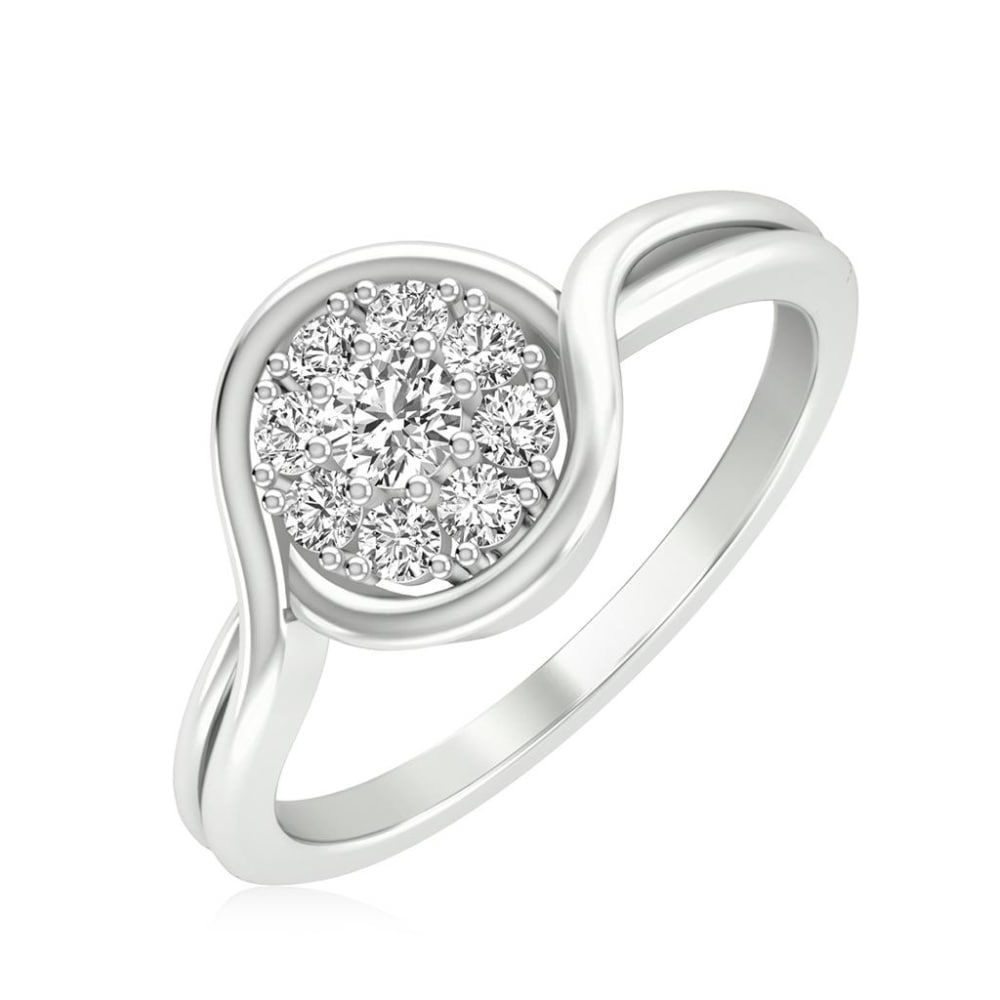 Buy Engagement Rings Designs Online Starting at Rs.12588 - Rockrush India