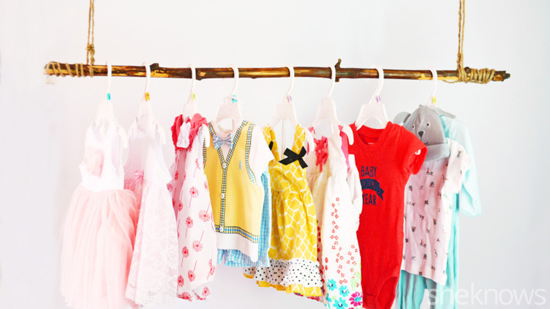 Baby Clothes Rack – For Your Baby
