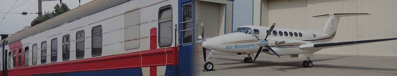 Air Ambulance Services in Kolkata - Airrescuers.com