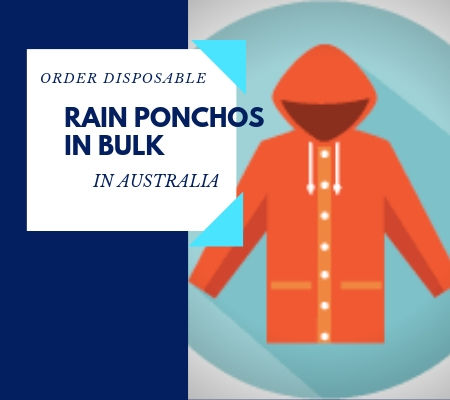 Why Biodegradable Disposable Rain Ponchos must be in Vogue?
