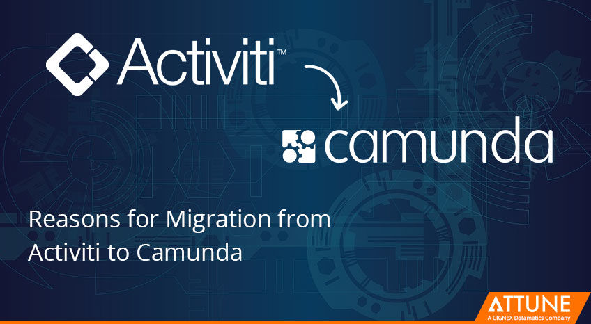 Reasons for Migration from Activiti to Camunda