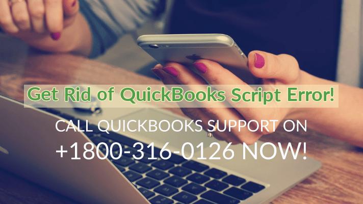 10 Easy Methods to Fix QuickBooks Script Error (Internet Explorer)
