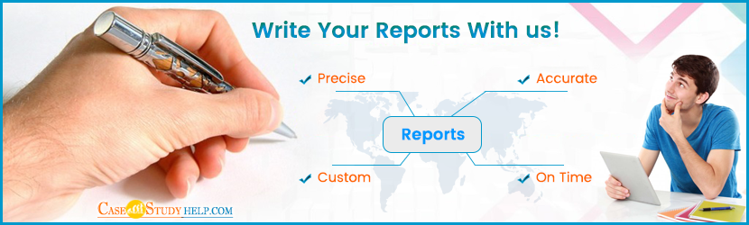 Report Writing Service by Proficient Academic Writer