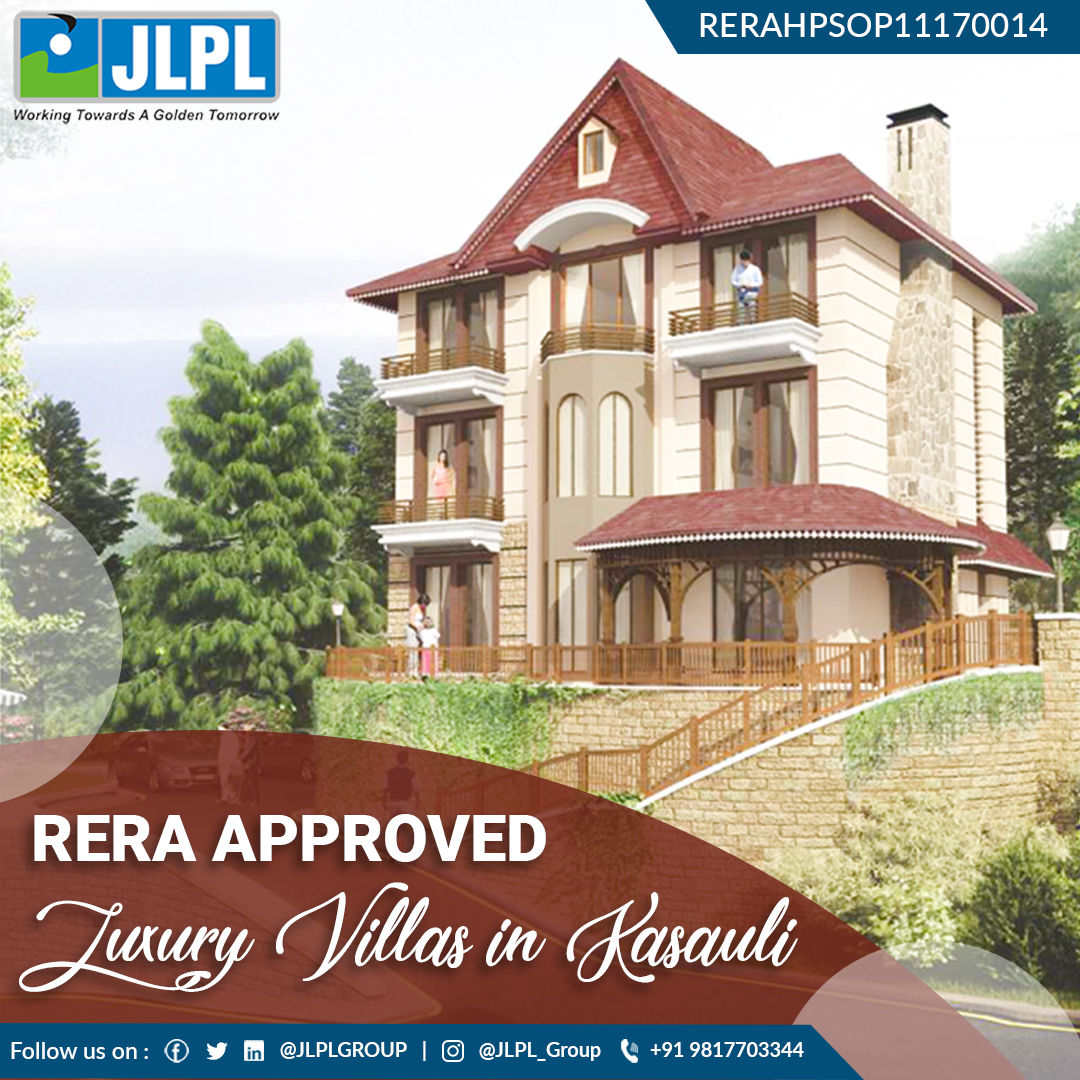 Independent Luxury Villas For Sale in Kasauli