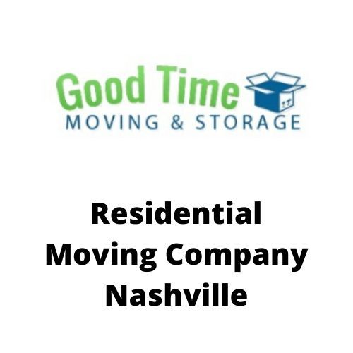 Residential Moving Company Nashville