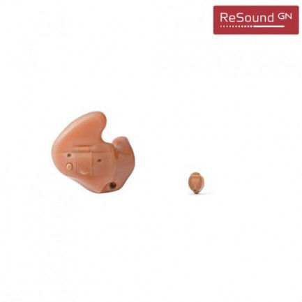 ReSound LiNX 3D IIC Hearing Aid By GN Hearing India Private Limited- Hearingequipments