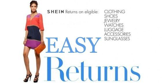 Get Shein Return Label & return policy Info -1(844)-345-1548 Call Us