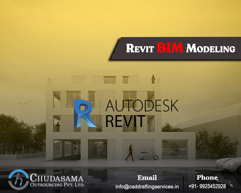 Revit BIM Modeling | BIM Models Services | BIM Architectural Design