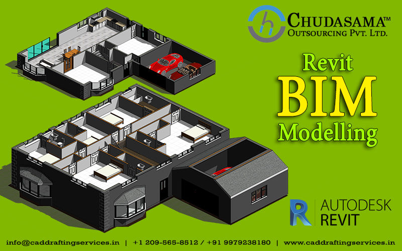 Revit Architectural BIM Models