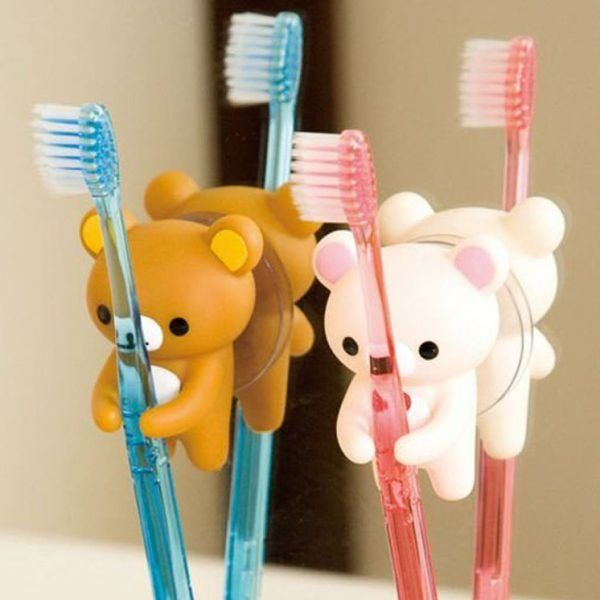 Toothbrush Holders A to Z