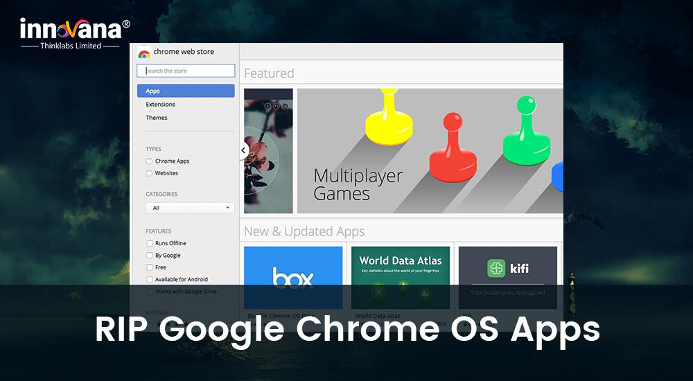 RIP Google Chrome OS Apps! All You Want to Know About This