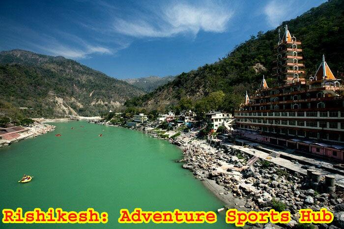 Rishikesh: Adventure Sports Hub