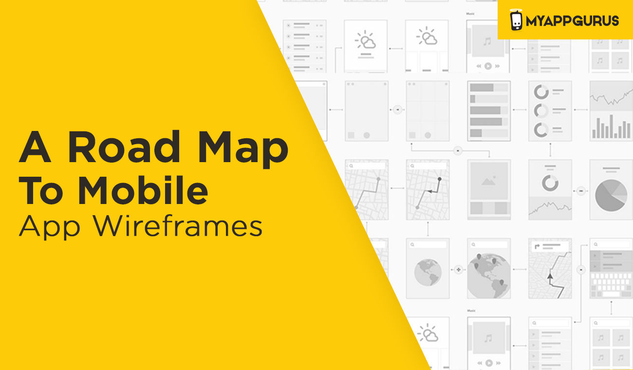 A Road Map To Mobile App Wireframes