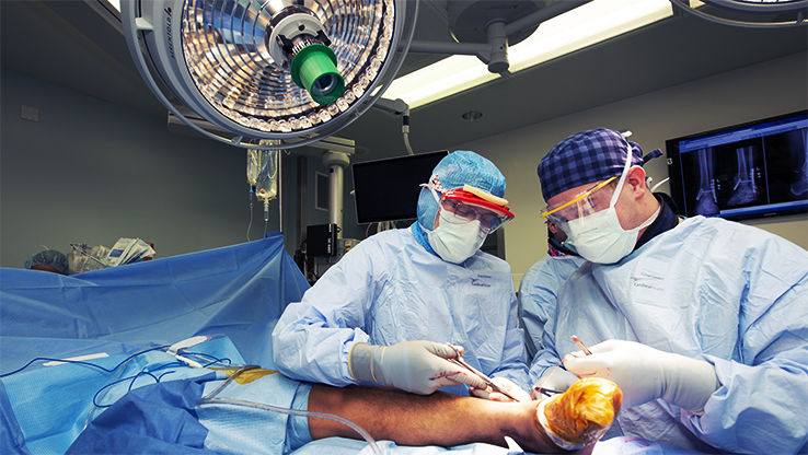 Role Orthopedic Specialist In Orthopedic Surgery