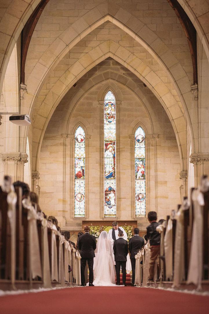 Church Wedding Photographer Sydney | Church Wedding Videographer