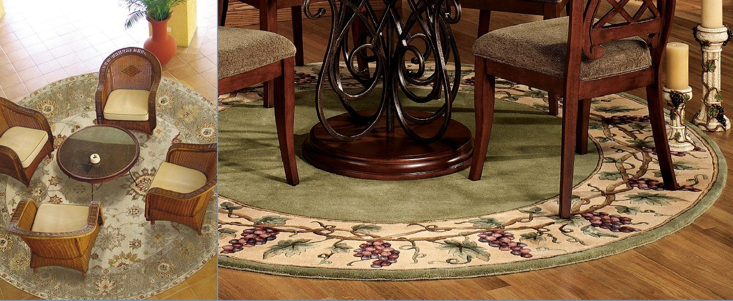 Round Rugs For Sale - Tips Before Buying