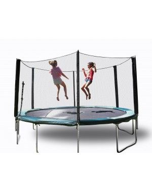Trampoline Enclosure Combo | Outdoor Trampoline For sale - Happy Trampoline