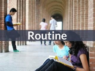 Meghalaya HSSLC Routine 2019(Released)- MBOSE 12th Exam Routine