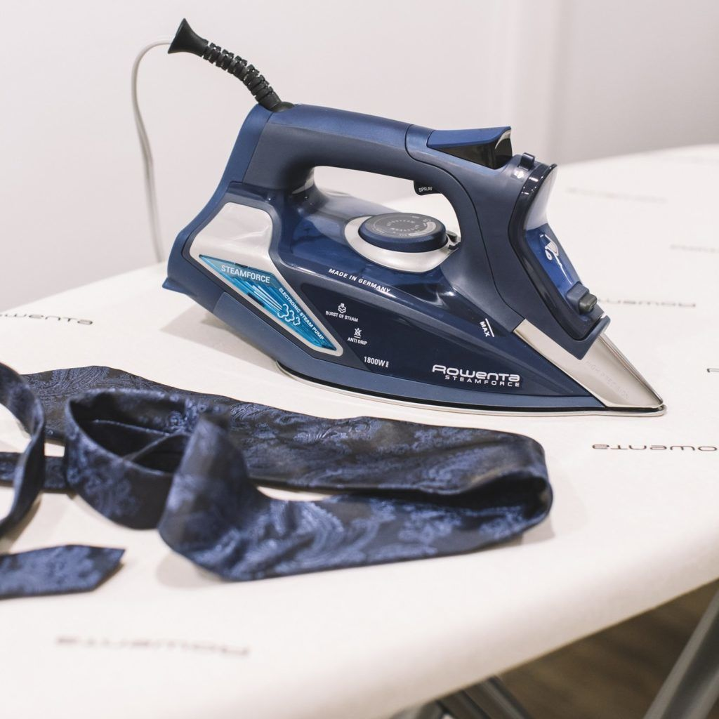Rowenta Steam Iron - It's All About the Steam!