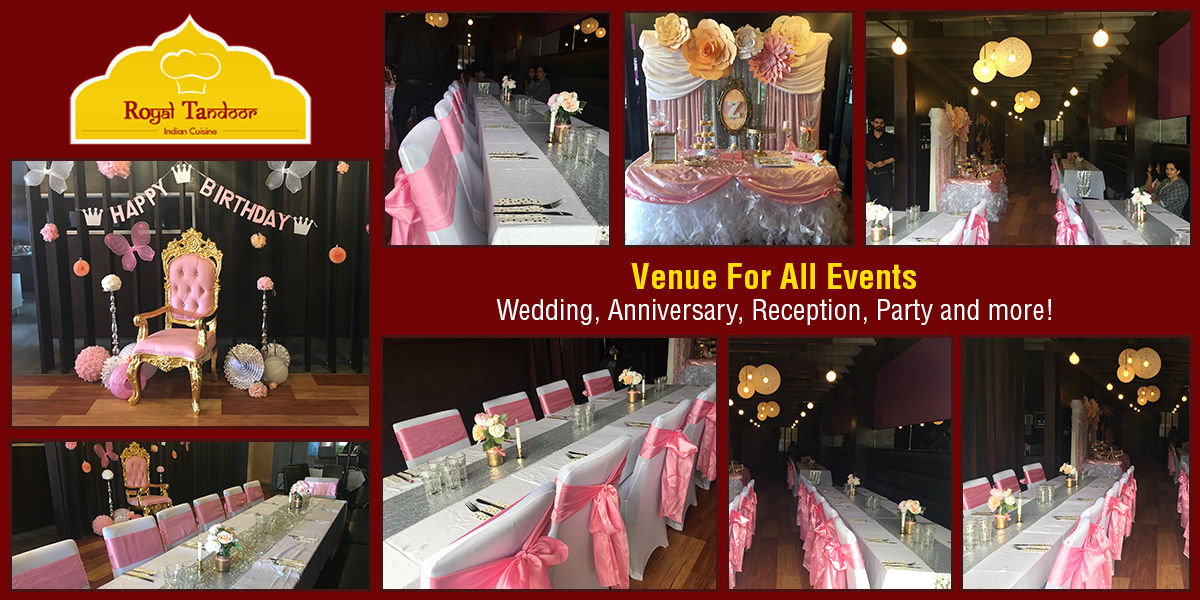 Wedding Party Venue & Banquet Hall Hire in Christchurch