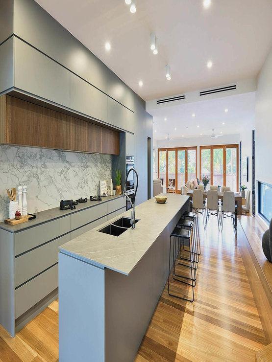 Kitchen Interior Designer Gold Coast - Red Door Interiors