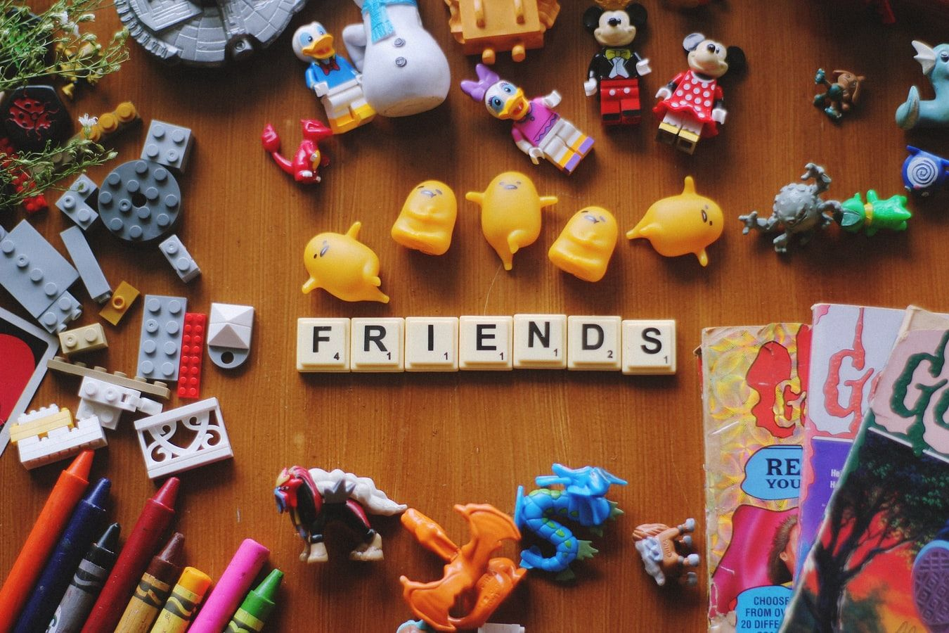 Tips To Keep Kids Toys Organized at Home