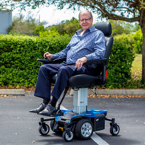 Heatbud | Post - Electric Wheelchair or Powerchair - Which Should You Choose?