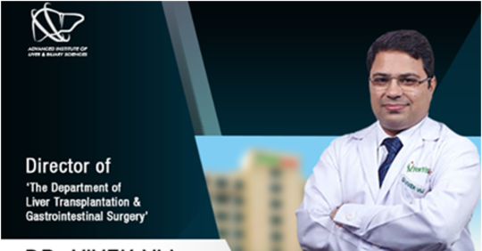 drvivekvij-Liver transplant doctor in india