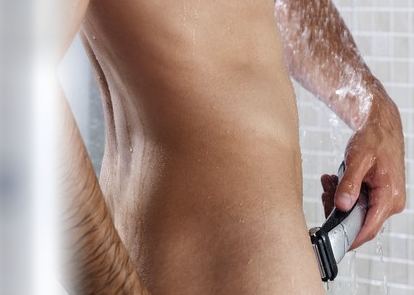 Shave Your Balls Safely With A Razor