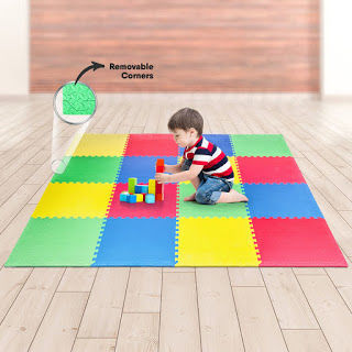 Safety Flooring for Kids