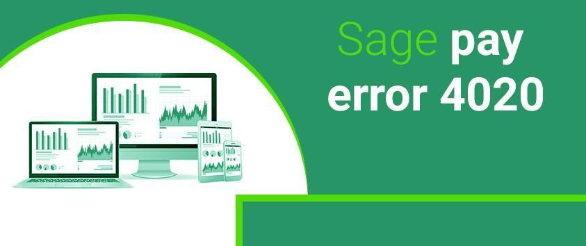 Fix Sage Pay Error Code 4020 - SagePay Support