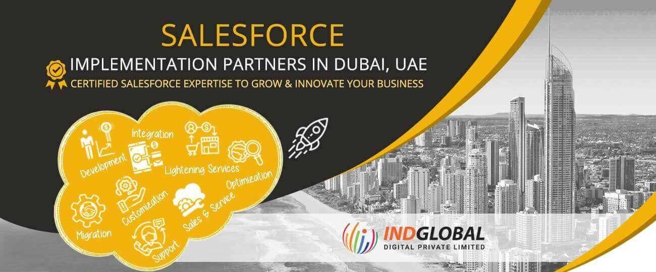 Salesforce Implementation Partners in Dubai, UAE | Indglobal