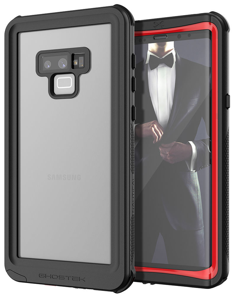Galaxy Note 9 Extreme Waterproof Case - NAUTICAL 2 Series by Ghostek