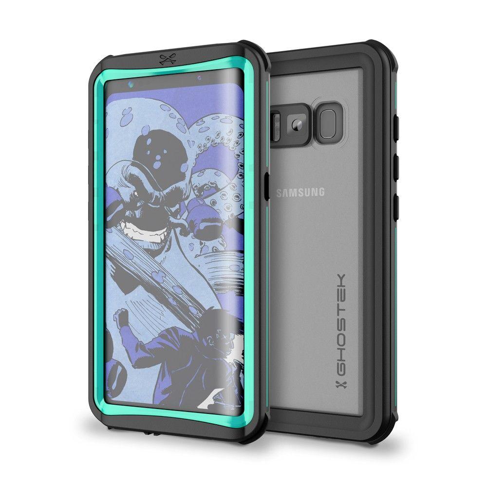 Galaxy S9+ Rugged Heavy Duty Case Atomic Slim Series