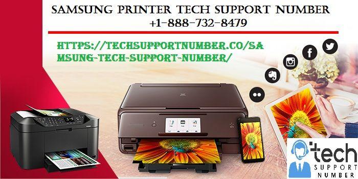 Samsung Printer Tech Support Number