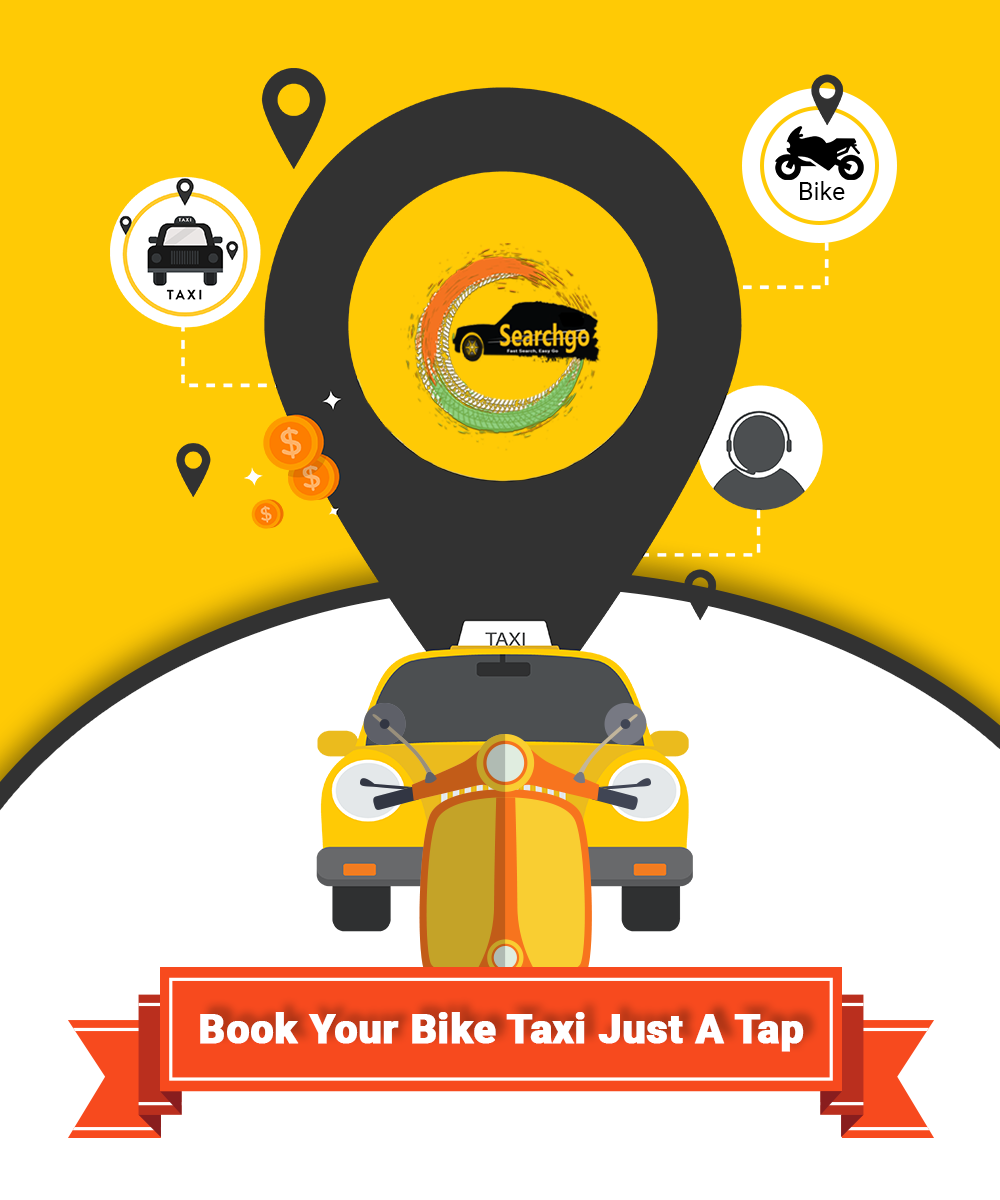 Get Best Deals On Booking Taxi Online With Search Go