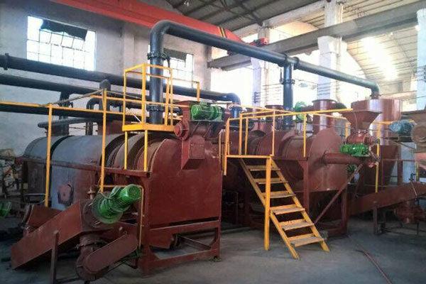 Sawdust Charcoal Making Machine - How to Make Charcoal from Sawdust