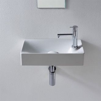 Small Bathroom Sinks Install Properly
