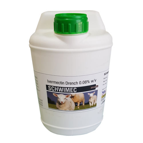 Schwimec Tablet, Ivermectin Drench 0.08% w/v Tablets - Schwitz Biotech