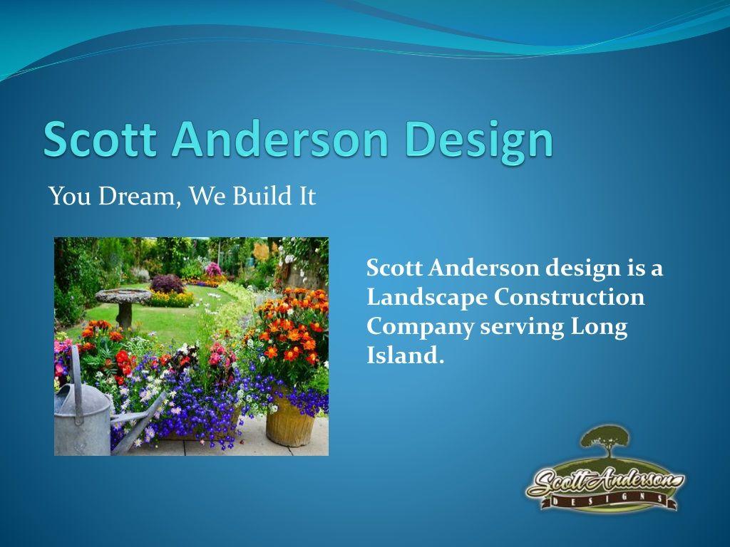 Hire Landscape Designers in Oceanside PowerPoint Presentation