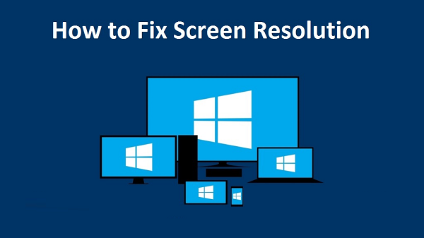 How To Fix Screen Resolution Issues in Windows 10 | office.com/setup